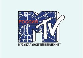 MTV Russie vecteur