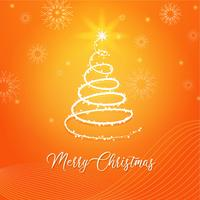 Joyeux Noël Salutations vecteur