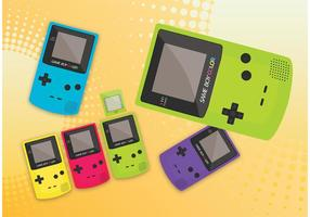 Graphiques gameboy