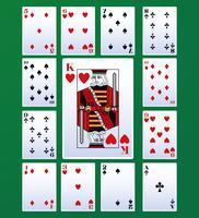Cartes de loisirs de poker