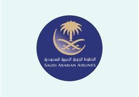 compagnies aériennes saoudiennes vecteur