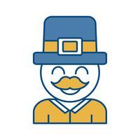 conception de chapeau irlandais