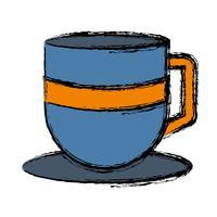 icône de la tasse à café