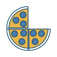 image d'icône de pizza