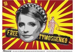 Tymoshenko gratuit vecteur