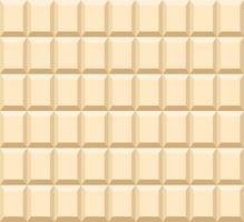 Modèle sans couture de fond de barre de crème de lait - illustration vectorielle