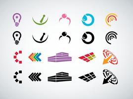 Conception de logo vecteur