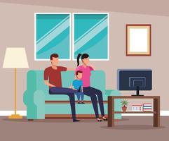 routines à la maison