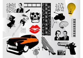 Cool Pack d'images vectorielles