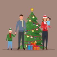 Joyeux Noël en famille