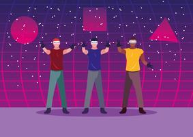 Conception d'hommes utilisant la technologie de la réalité augmentée