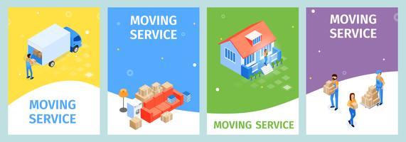 définir le service de déménagement de bannière