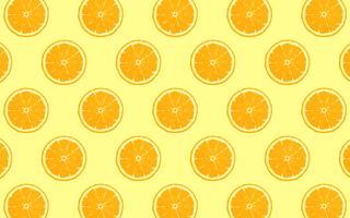 Motif orange vecteur