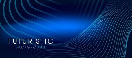 Fond Abstrait Haute Technologie Vector