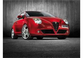 Araignée Alfa Romeo Rouge