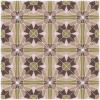 Retro Seamless Pattern géométrique brun