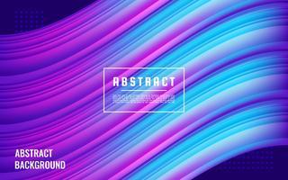 Texture d'écoulement fluide violet abstrait