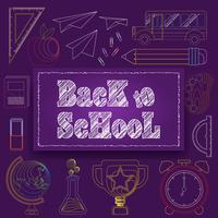 Signe de retour à l'école