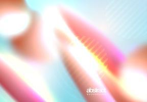Couverture abstraite colorée