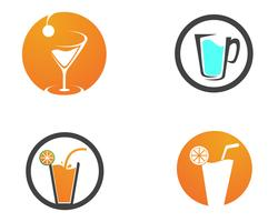 Ensemble d'éléments de boissons