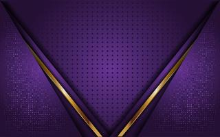 abstrait violet de luxe vecteur