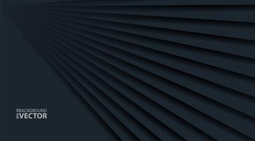 Origami formes géométriques de carbone vecteur