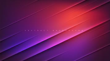 Abstrait rose et violet