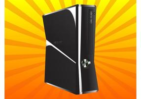 Xbox 360 vecteur