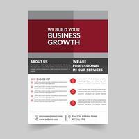 Conception de la brochure d'entreprise