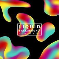 Composition de forme liquide colorée