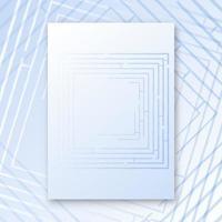 Affiche intérieure du labyrinthe