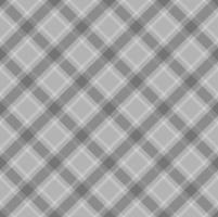 Motif de plaid de vecteur texturé