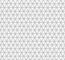 Modèle triangle sans soudure