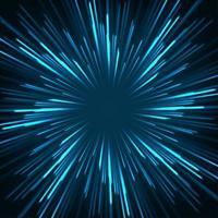 Technologie abstraite à grande vitesse