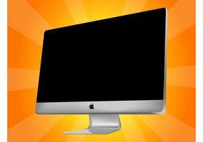Vecteur apple imac