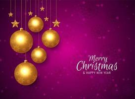 Joyeux Noël fond décoratif