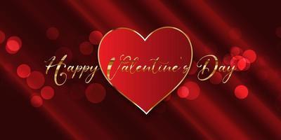 Bannière de la Saint-Valentin