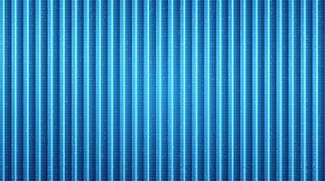 Fond de puce électronique de technologie de ligne au néon. vecteur