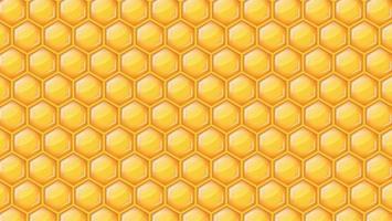 impression de fond en nid d'abeille