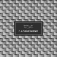 Motif géométrique de texture 3d abstrait gris