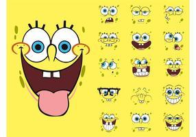 Spongebob squarepants vecteur