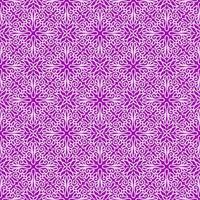 motif géométrique violet et violet plus clair