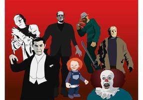 Personnages d'horreur