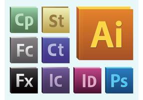 Logiciel Adobe vecteur