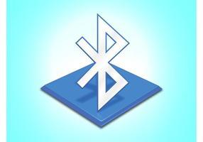 Graphiques de symbole Bluetooth
