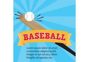 Vecteur de baseball