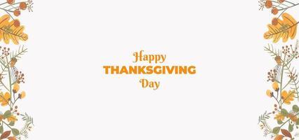 fond d'écran simple fête de Thanksgiving