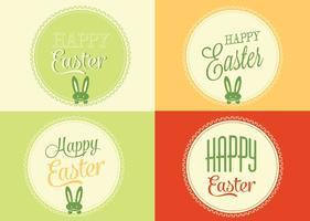 Fond d'écran vectoriel gratuit de Pâques
