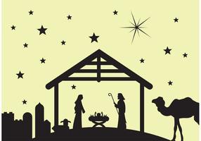 Manger scène / Nativité