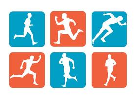 Icônes de sport vectoriel